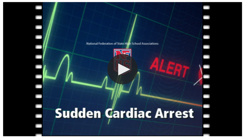 NFHS Free Sudden Cardiac Arrest Prevention Training Video (Includes downloadable certificate of completion)