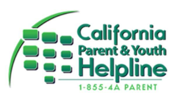 CA Parent & Youth Helpline