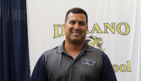Marc Gomez, DHS Coach of the Year