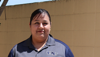 Mrs. Benavides, Classified Employee of the Year