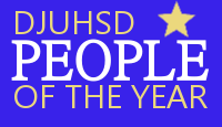 District people of the year logo