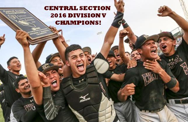 Cesar E. Chavez High School Valley Champions