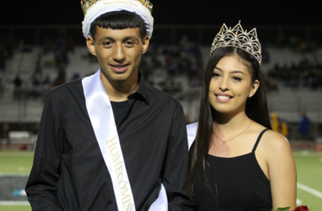 Homecoming King & Queen 2019