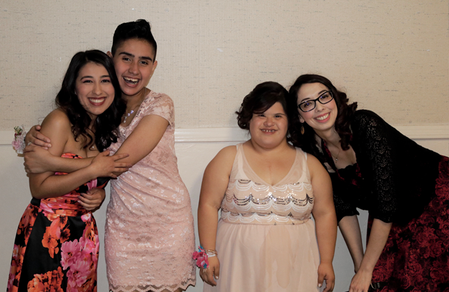 Heartfelt Prom for Special Needs Students