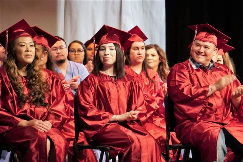 Delano Adult School Graduation 2018