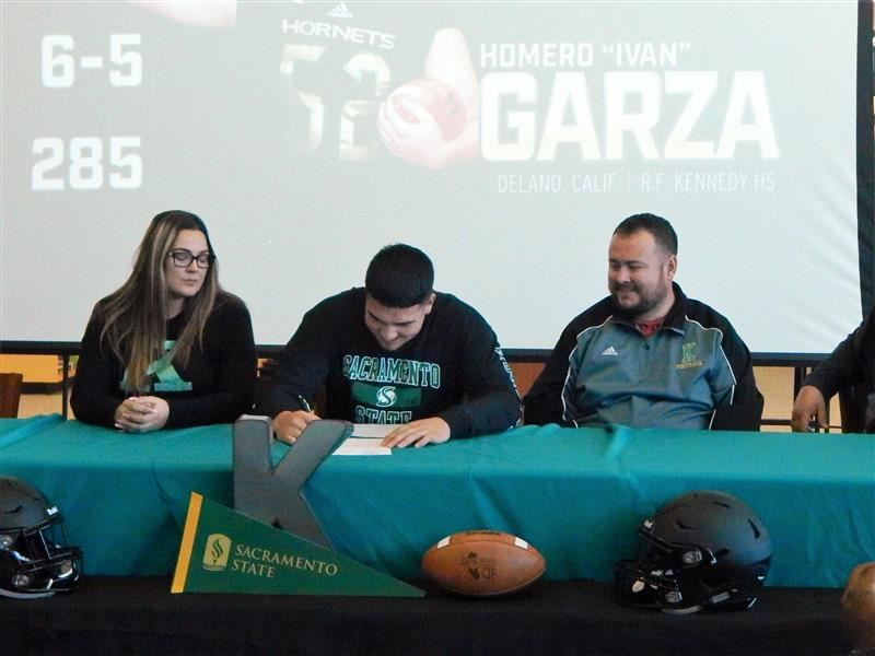 Local Student Signs with Division I School