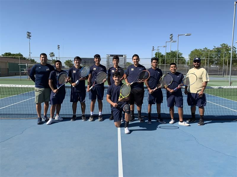 Delano High School Tennis Team