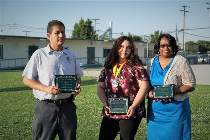 Valley High People of the Year 2018