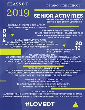 Click here to see full list of senior activities