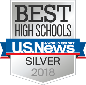 US News & World Report Silver logo