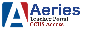 Aeries Teacher Portal @CCHS