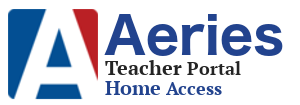 Aeries Teacher Portal @Home